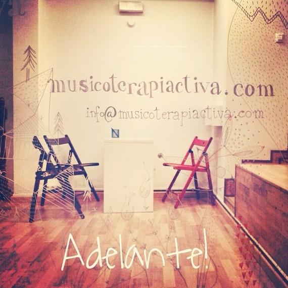 Musicoterapiactiva, musicoterapia, A Coruña