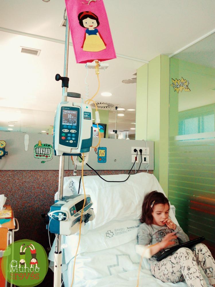 Hospital de día infantil