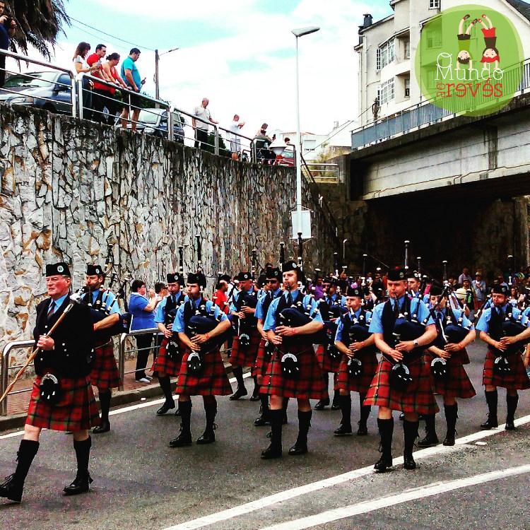 Festival de Ortigueira, festival de música en familia en Galicia