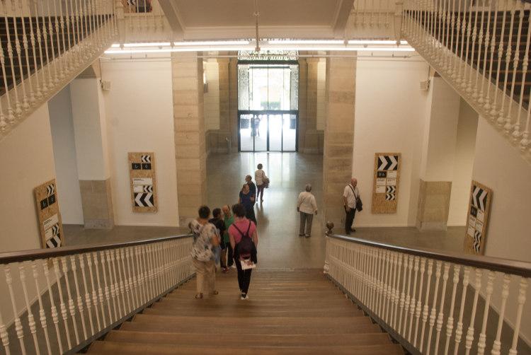 Centro cultural Tabakalera, Donostia con niños