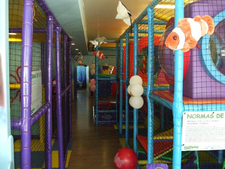Aqualavis, parque infantil en A Coruña