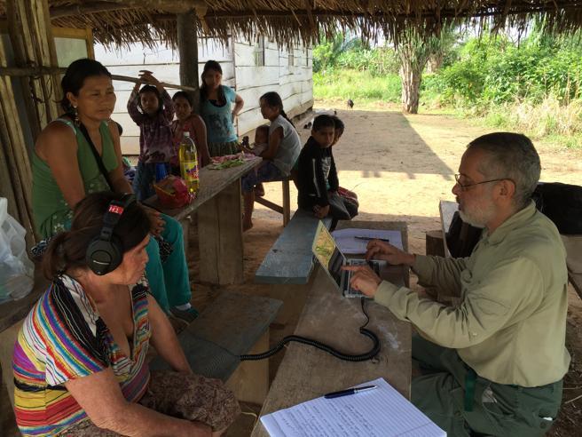 Tribu de los Tsimane, invetsigación musical