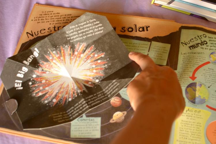 Libro infantil sobre cómo funciona el mundo