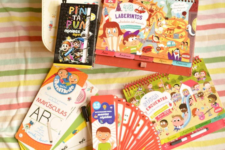 Libros de actividades para niños